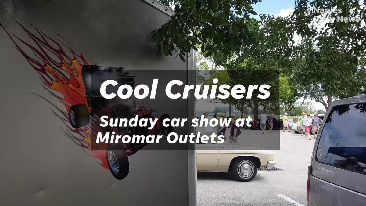 Naples Daily News On Twitter Cool Cruisers Car Show At Miromar - Naples car show 2018