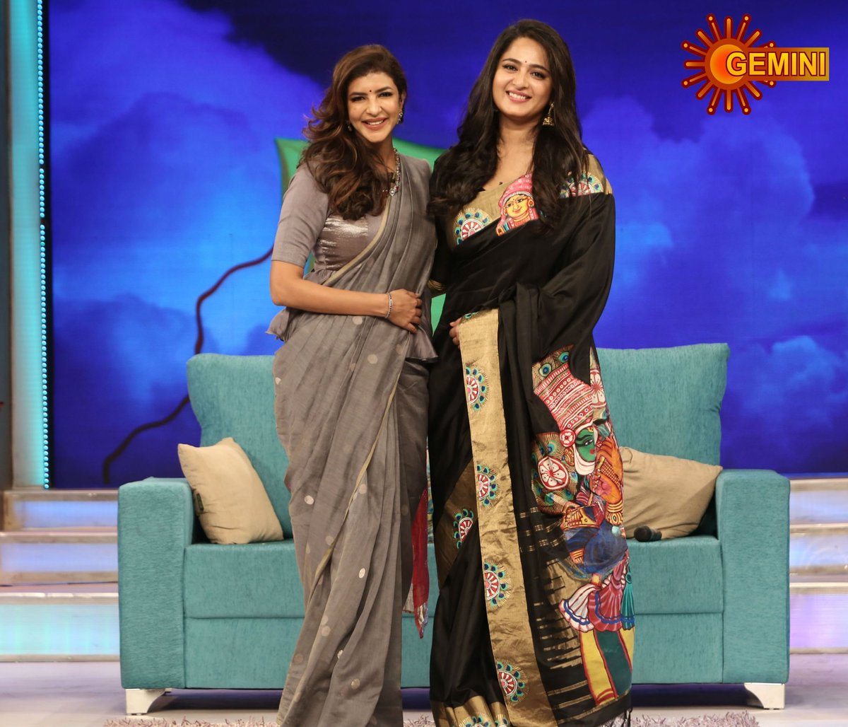 Wishing @LakshmiManchu garu a very happy birthday birthday and a great year ahead on behalf of all #AnushkaShettys fans! Youre beautiful inside and out. 😍💕 #HBDLakshmiManchu