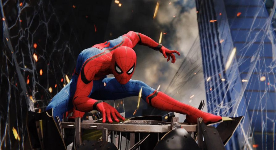 Spider-Man PS4 has received an update, here's what's new https://t.co/ehXXptqBhd
