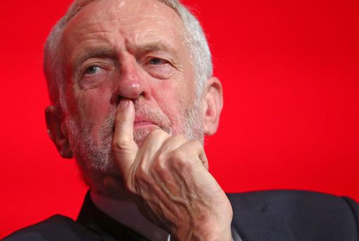 Jeremy Corbyn conference speech LIVE: Updates and video as Labour leader blasts corporate greed in keynote 2018 address https://t.co/Lw1ji2R4F5