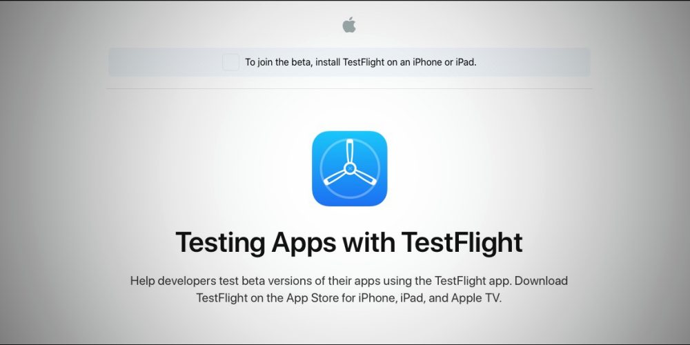 Apple rolls out TestFlight public invite links to make it easier for developers to distribute iOS app betas https://t.co/KzTzywHVl5 by @bzamayo