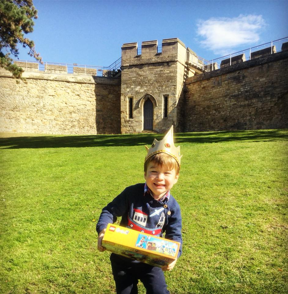 Lincoln Castle On Twitter The King Of Lincoln Castle Has Been