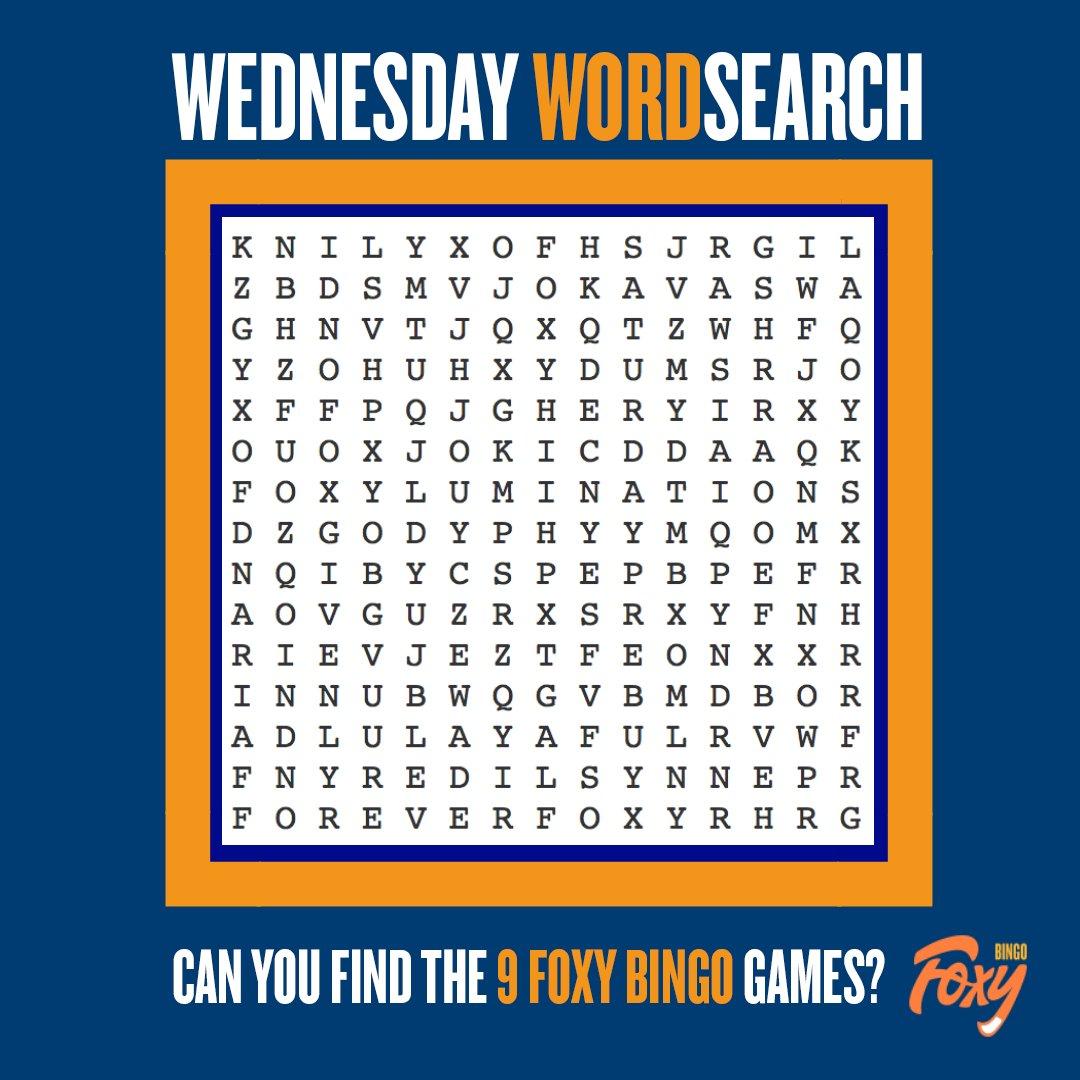 foxy bingo online