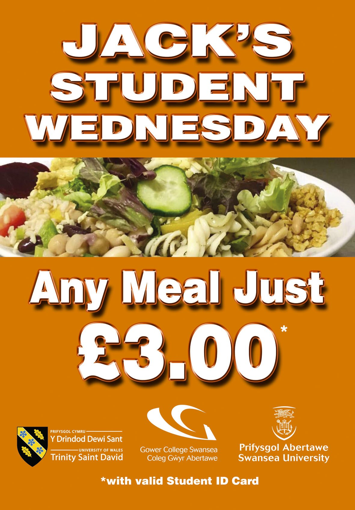 wednesday meal deals swansea
