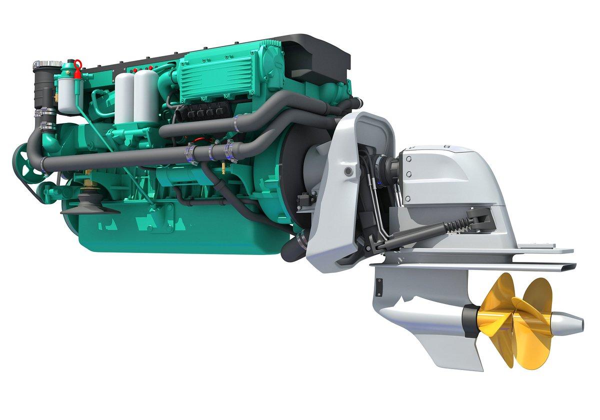 How Does An Inboard Outboard Motor Work Impremedia Net