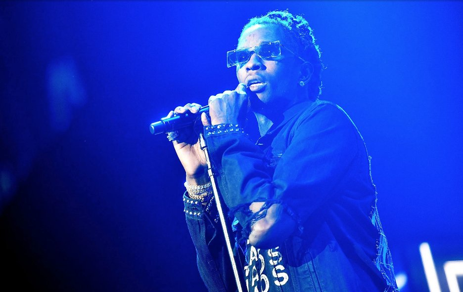 A look at the long and surreal road to Young Thug and Elton John's 'High' https://t.co/GPnCz93LtV