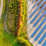 Image for the Tweet beginning: Positive energy - Belgian site