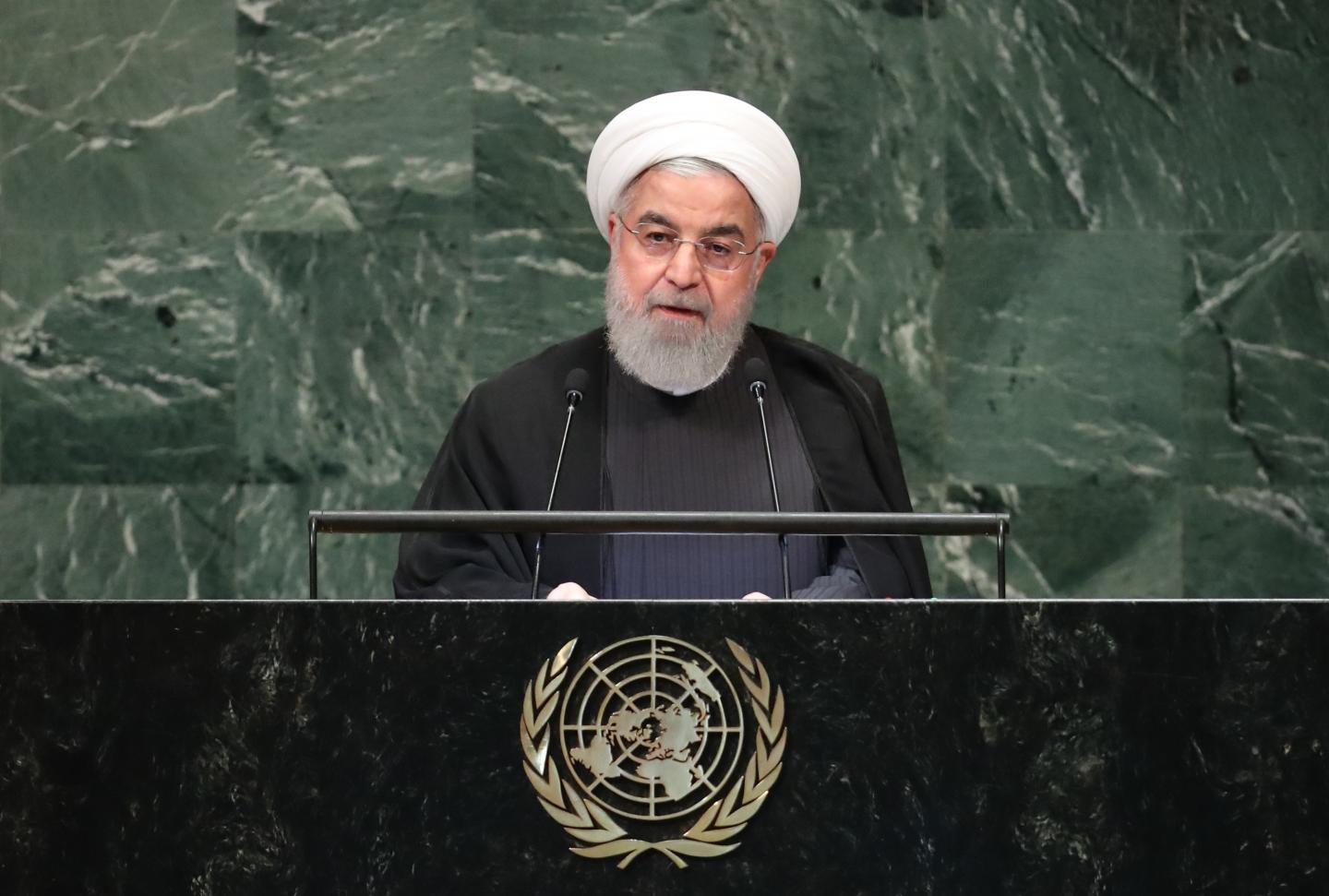 Iran fires back at Trump: 'Xenophobic tendencies resembling a Nazi disposition' https://t.co/FV5zQJNDEh https://t.co/Nj1fNnDLcO