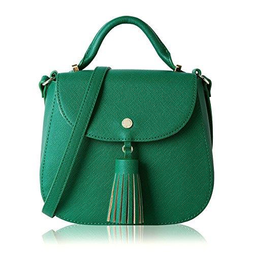 0208fd8ebabf The Lovely Tote Co. Women s Straw Crossbody Bag Woven Cross Body Bag  Shoulder Top Handle Satchel ...