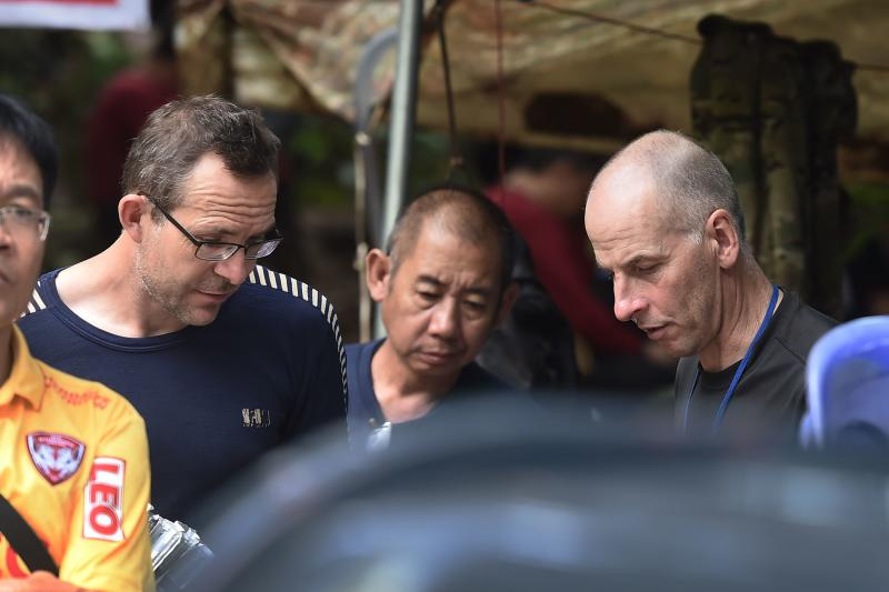 #British divers rescued four adults in #ThaiCaveRescue before saving Wild Boars team: Report https://t.co/1VUM5ePAn1