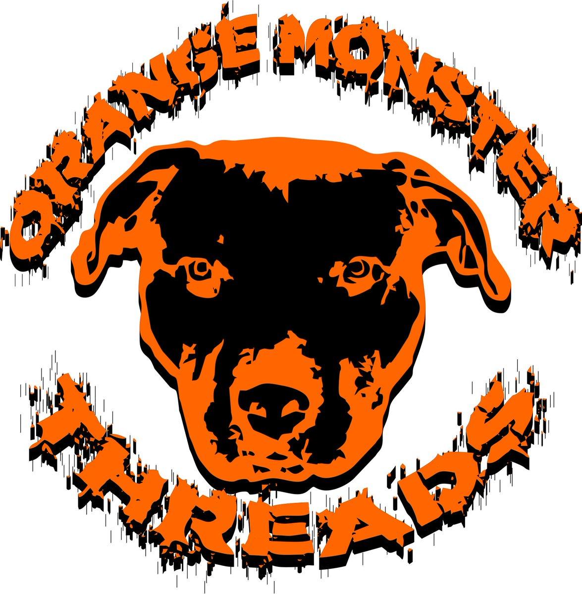 Orange Monster Threads on Twitter: