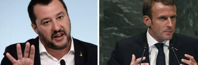 #Migranti, #Salvini zittisce #Macron: 'Non accetto lezioni da chi respinge i bimbi' https://t.co/TNi7koubNL