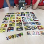 Image for the Tweet beginning: Boardgame club @ISSPVN with children