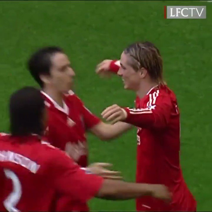 �� Nine years ago today...  @Torres delivered a hat-trick for the Reds. ������ https://t.co/E9BC1YMhzE