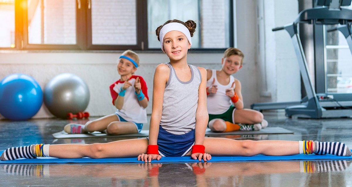 Картинки спорт и его детей