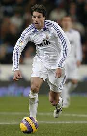 The most affectionate Dutchman in Madrid, the sniper with the wonderful and decisive goals I love you