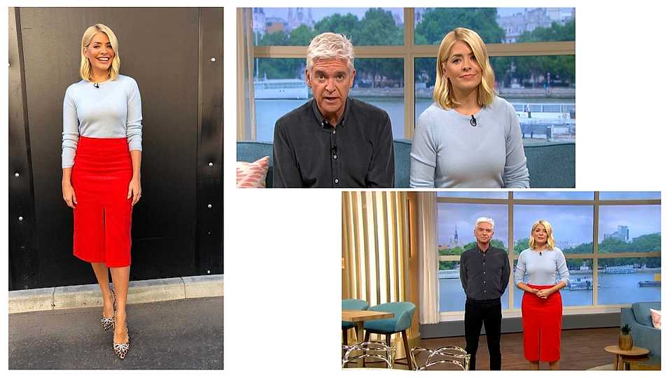 Here's where you can buy Holly Willoughby's #ThisMorning outfit  https://t.co/2PtXtTwYVk