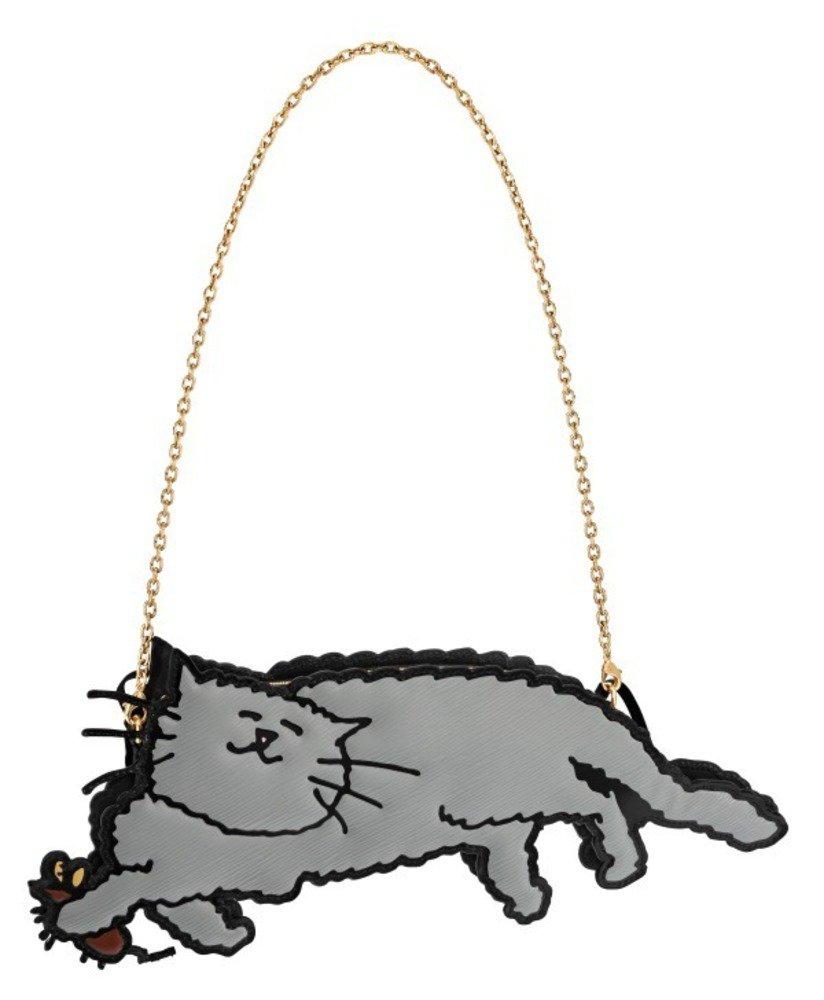 """ルイ・ヴィトンより""""猫""""&""""犬""""の新作バッグ、モノグラムに手描き風猫 - https://t.co/53rdj8MiIp"""