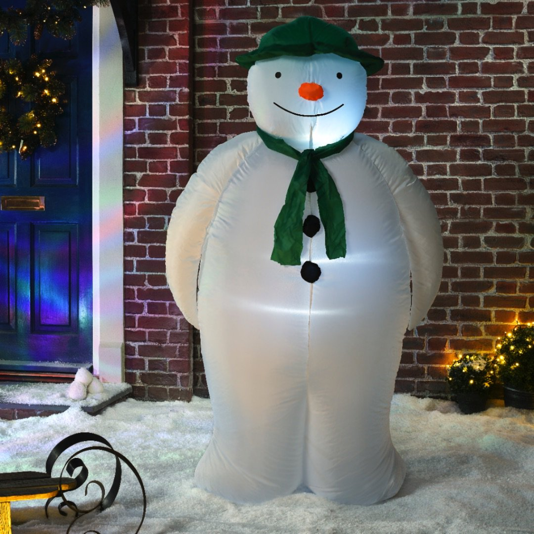 Image result for the range snowman