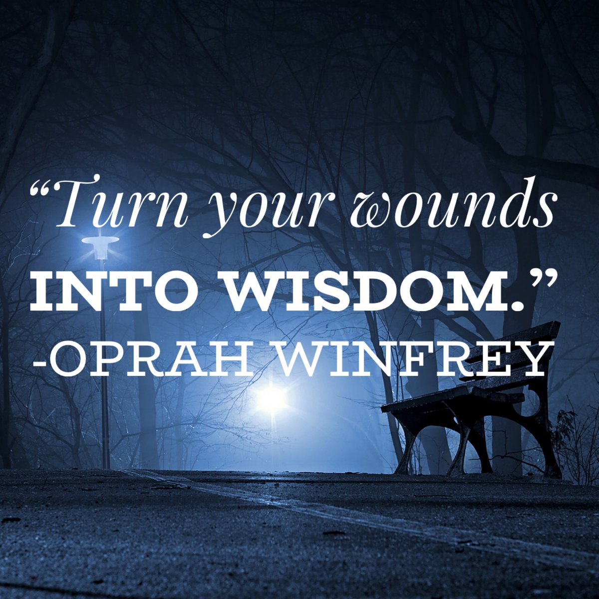 Excellent #WednesdayWisdom from @Oprah! 💙