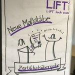 Image for the Tweet beginning: LIFT² - Personal- und Organisationsentwicklung