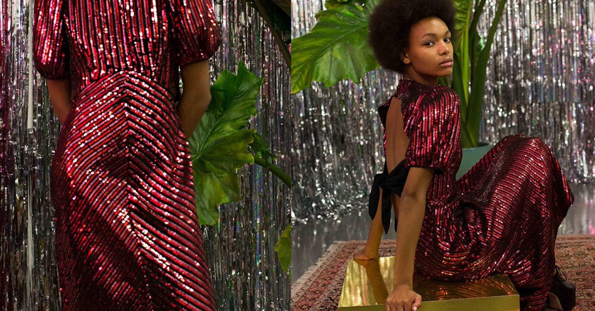 If you loved this cult-dress brand, you are about to love their special collaboration even more https://t.co/D9pTkhuDBI