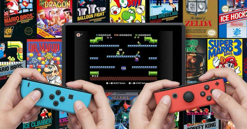 Hackers have already added more games to Switch Online's NES lineup https://t.co/3pAcT1KYYT