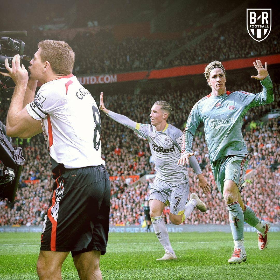 Liverpool at Old Trafford 🔴🖐️😘