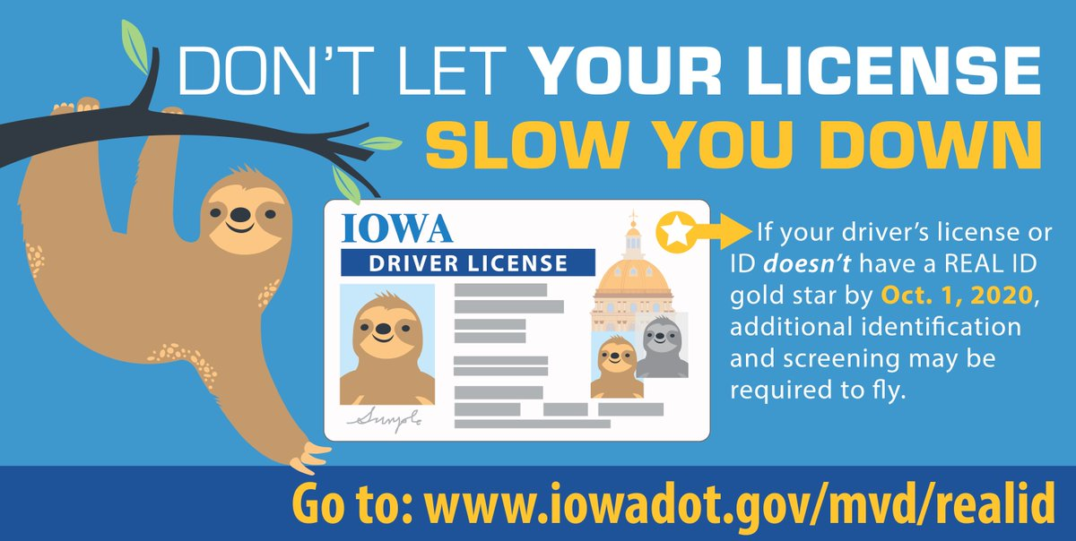 iowa dot drivers license requirements