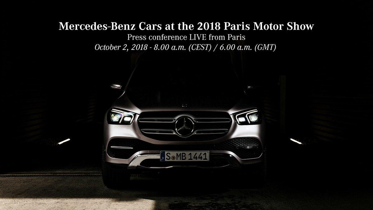 Gomex Newsroom On Twitter Mercedesbenz Will Celebrate 3