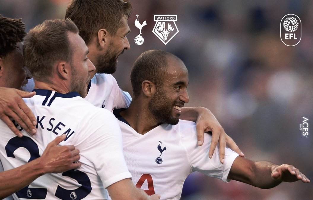 @SpursOfficial vs @WatfordFC - 🕗 🇬🇧 20h 🇧🇷 16h