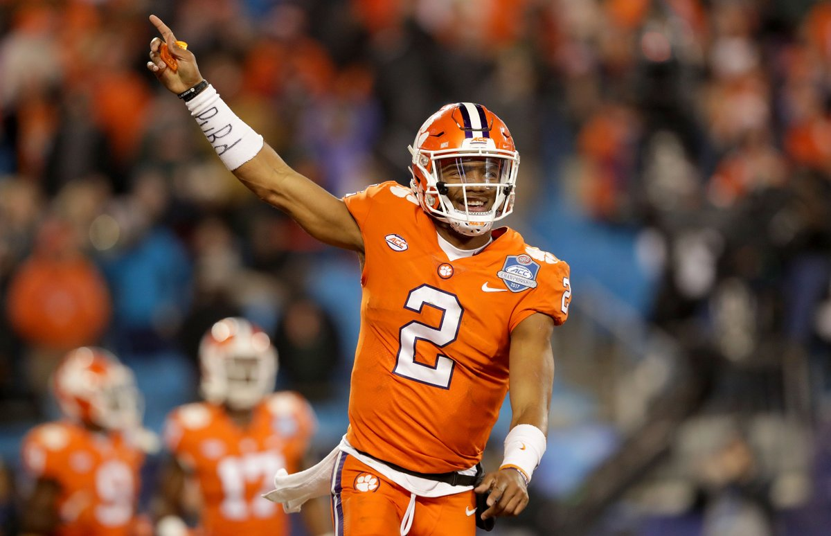 Clemson QB Kelly Bryant will transfer, says losing starting job was a 'slap in the face,' per @maniebeingmanie