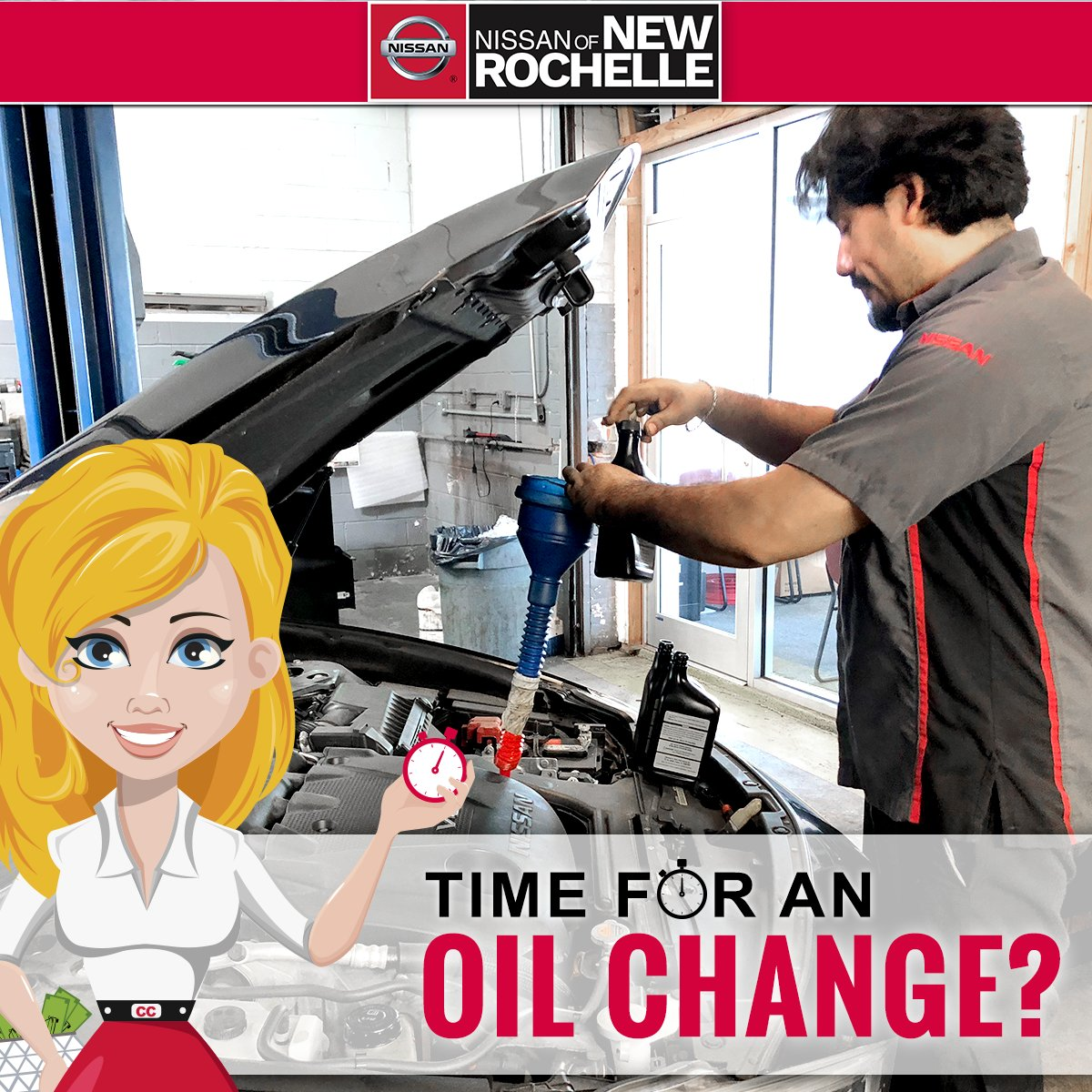 Call On The Professionals At Nissan Of New Rochelle To Help You Take Care  Of Your Vehicle! Schedule Your Service Appointment Today!