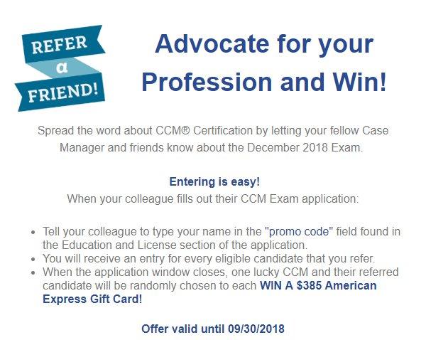 CCM Certification (@CCM_Cert) | Twitter