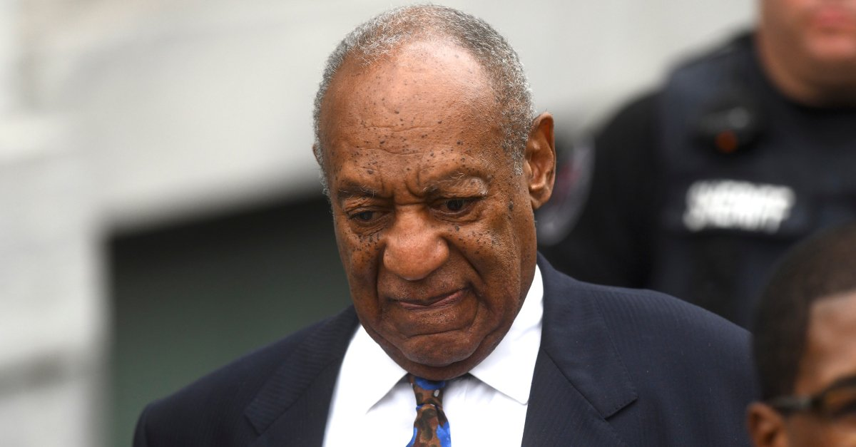 What is your opinion about the Cosby sentencing?