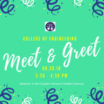 Happening TODAY: Project Discovery, The College of Arts & Sciences, and the School of Engineering are joining forces to host a Faculty Meet & Greet in the Congodn Hall Ballroom. 3:30 - 4:30pm #HPU365 #MyMajorAt HPU