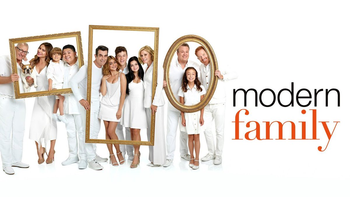Tonight is the night! Make sure to catch the brilliant @cwgeere in the season 10 premiere of @ModernFam at 9.00pm on @ABCNetwork #ModernFamily #SeasonPremiere