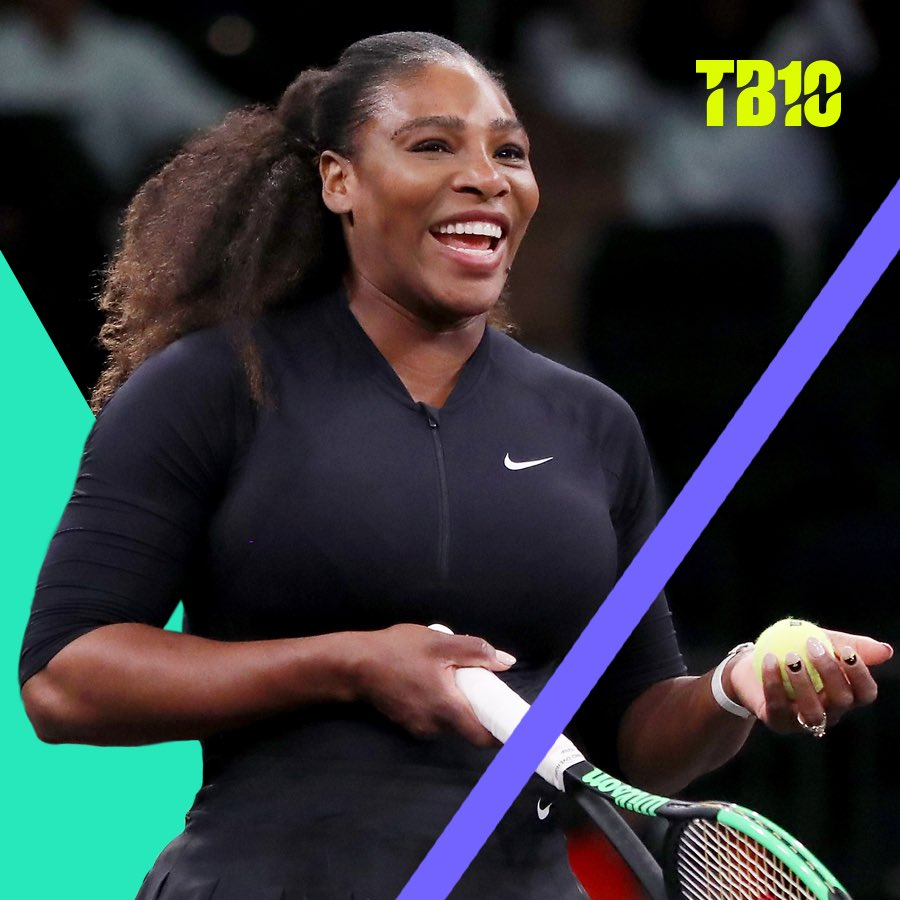Big #TB10 love to the GOAT on her 37th birthday! Who else has more Grand Slams wins than their age? #TieBreakTens