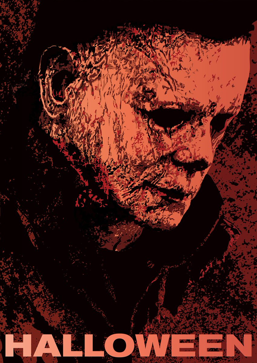 Halloween 2018 Fan Poster.Mondo Posters Fan On Twitter Nice Evil Is Real Michael