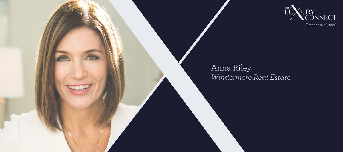 Luxury Connect: Anna Riley on how to better connect with clients bit.ly/2DzqRjt