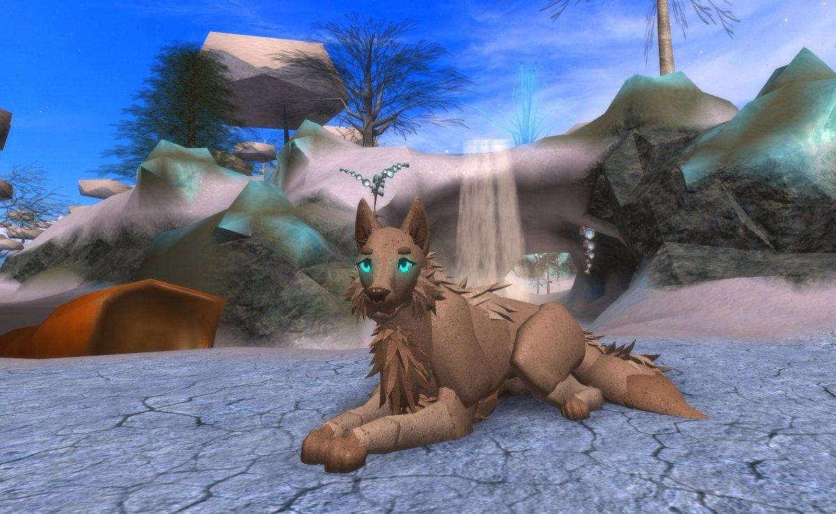 Shyfoox On Twitter New Wolves Life Model Beta I Am So Happy