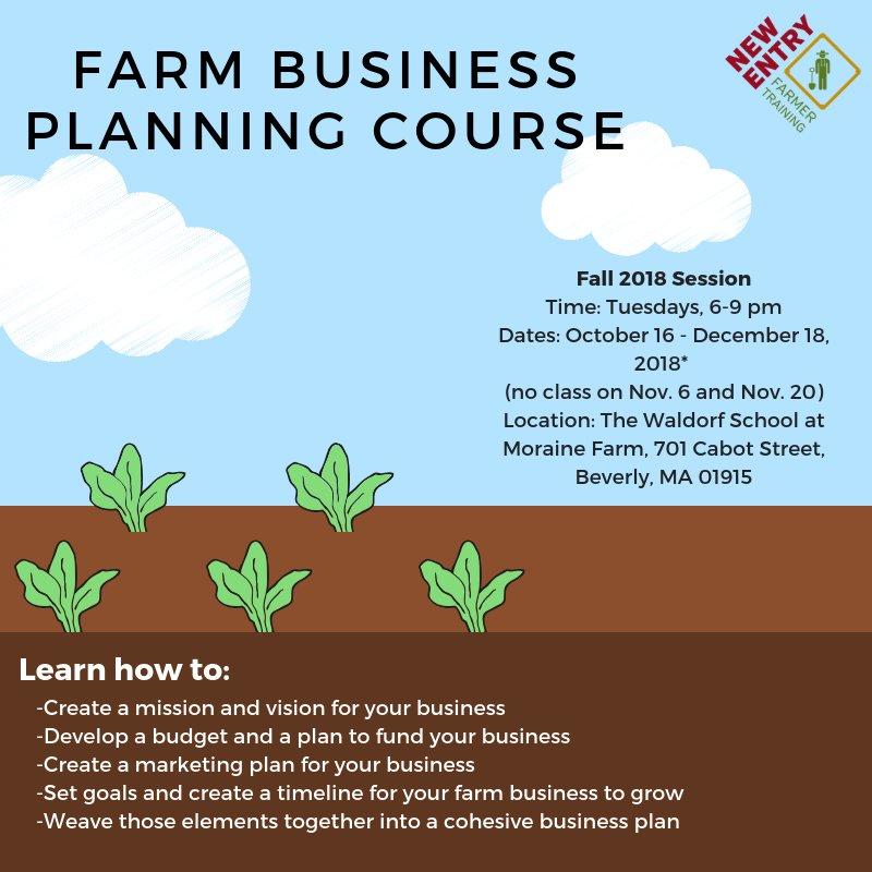 business plan for livestock farming