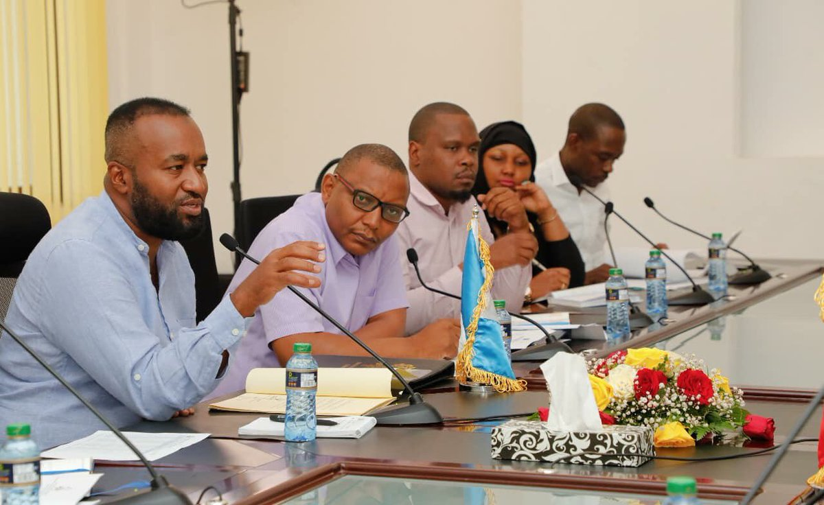 Governor Hassan Joho S Tweet Cabinet Secretary In Charge