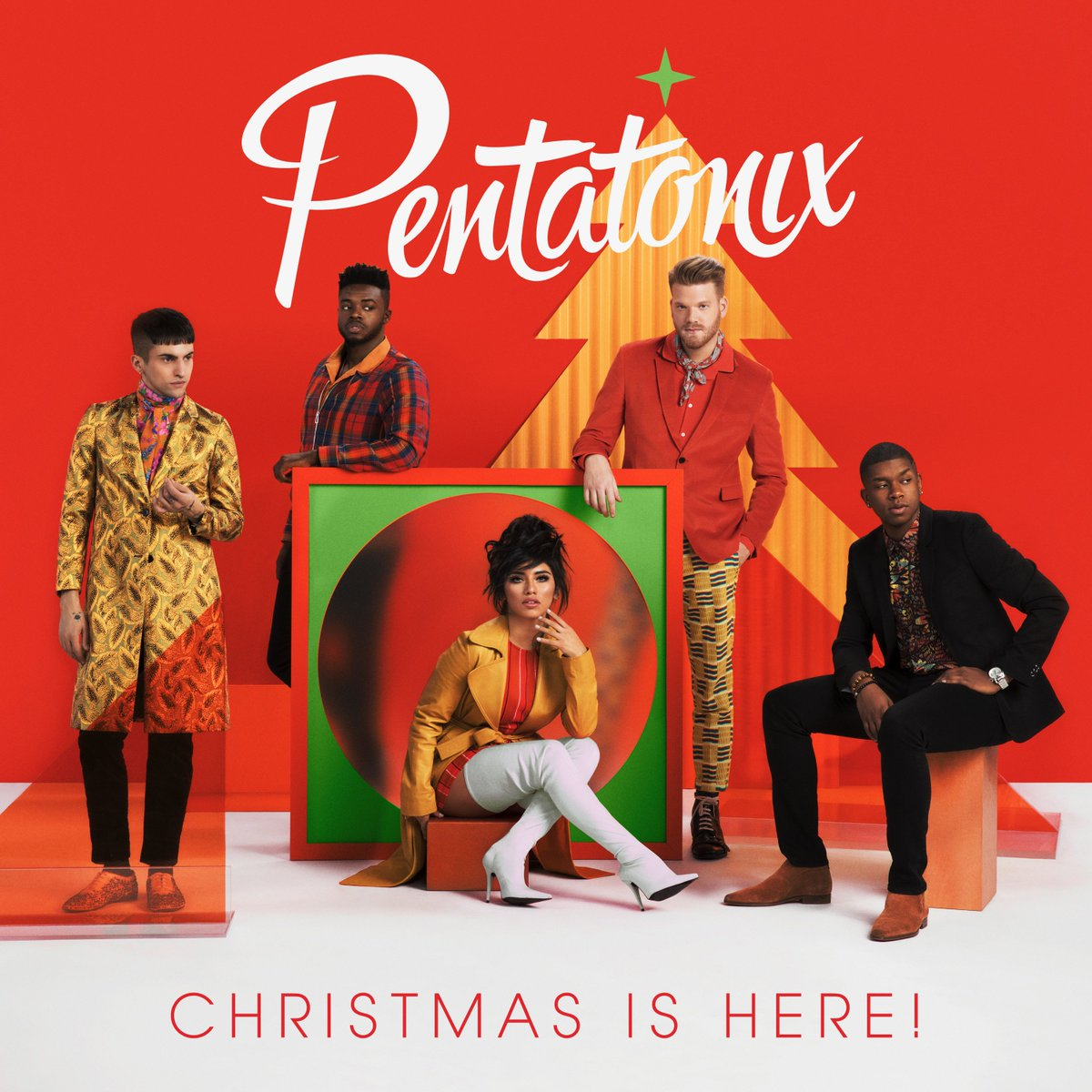 pentatonix on twitter it will feature new ptx christmas covers