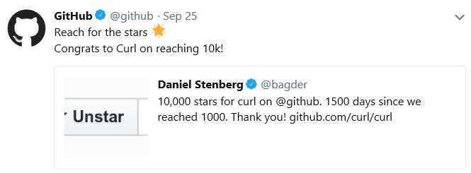 GitHub on Twitter: