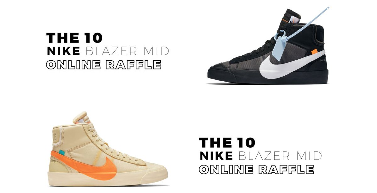 Nike Blazer Mid 'Spooky Pack