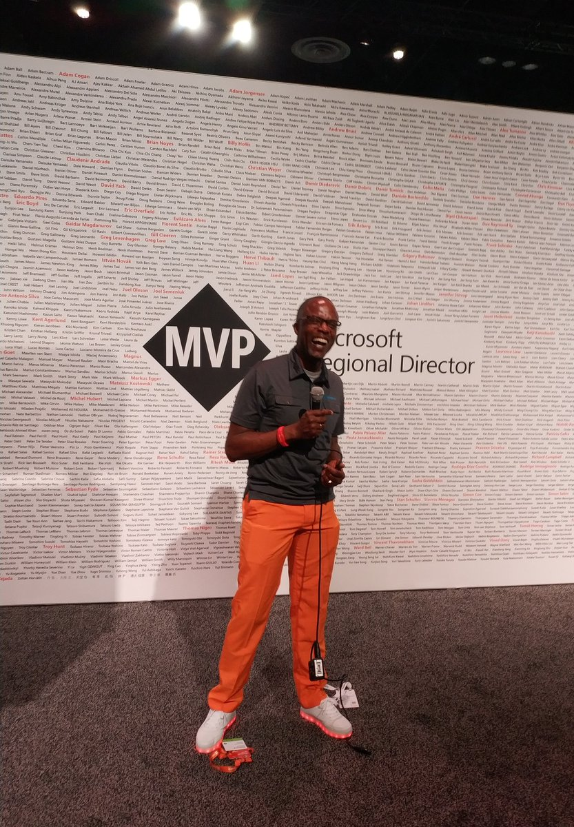 Jaap Brasser On Twitter Orange Shoes Orange Jeans Representing The Dutch Mvp Community Nextxpert Mvpbuzz Msignite Mvpaward