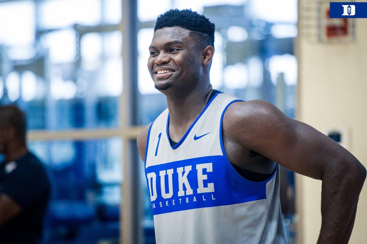 new style 9d3c2 e7036 Duke Basketball on Twitter: