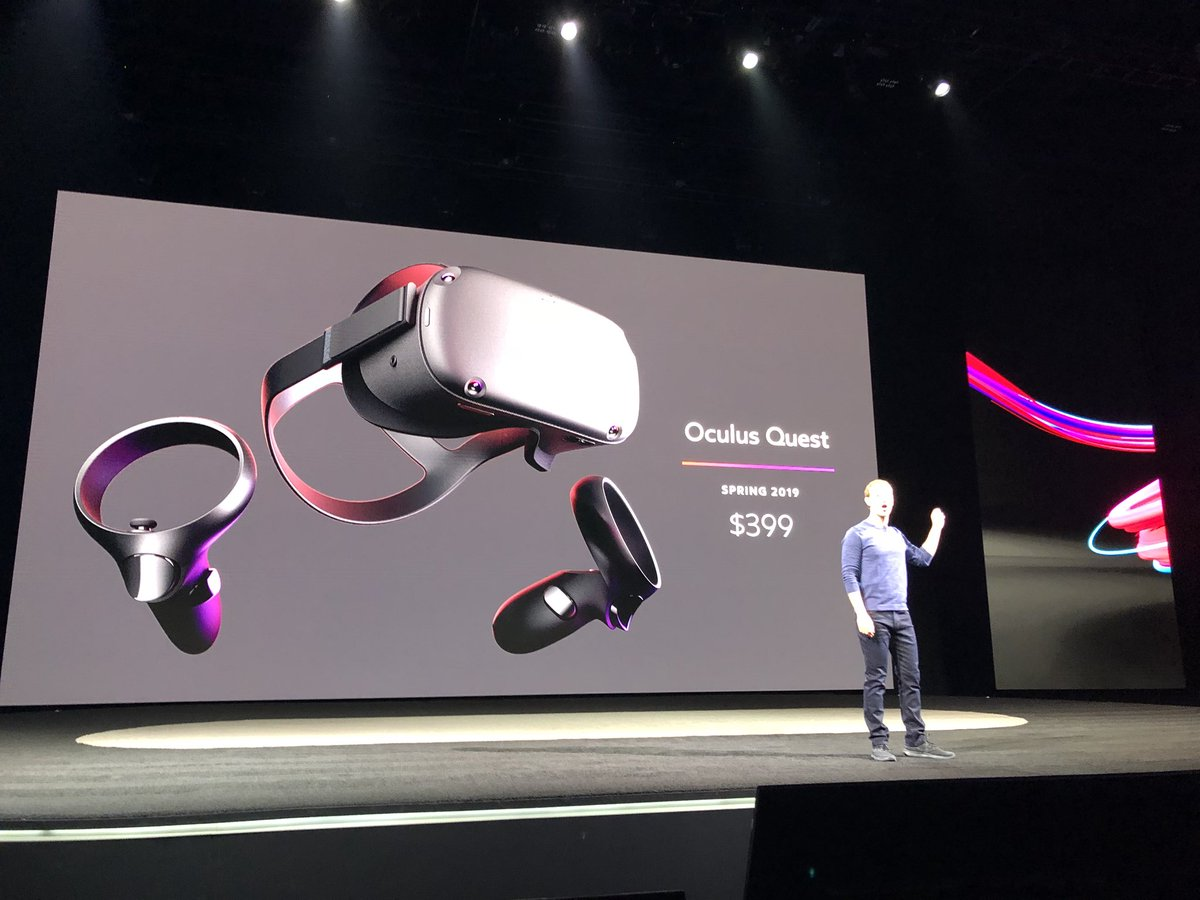 oculus quest vs rift