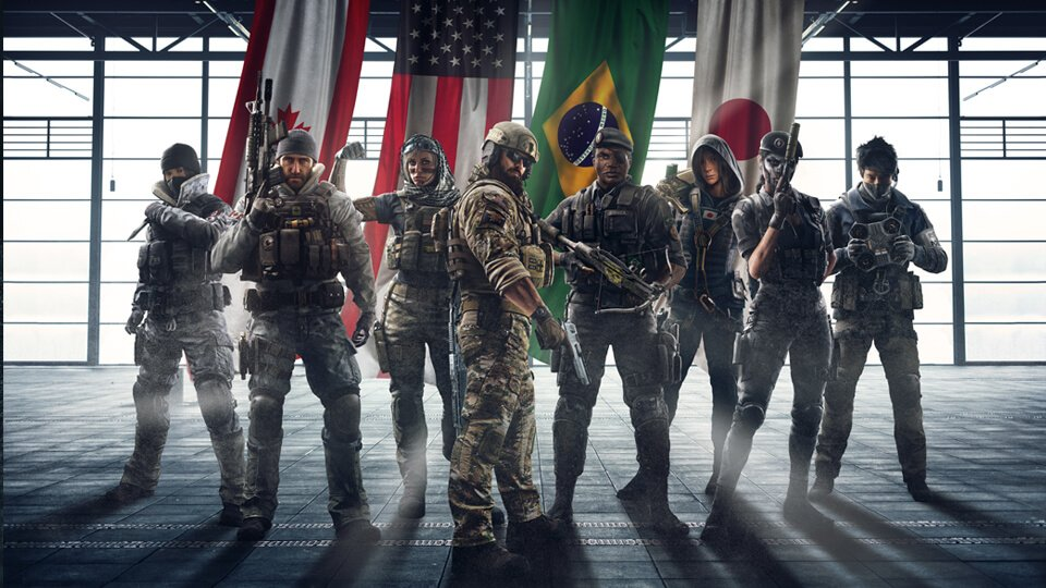 Rainbow Six Siege on Twitter: